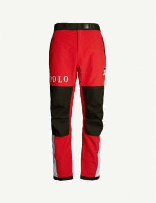 POLO RALPH LAUREN Winter Stadium 1992 Apollo shell trousers