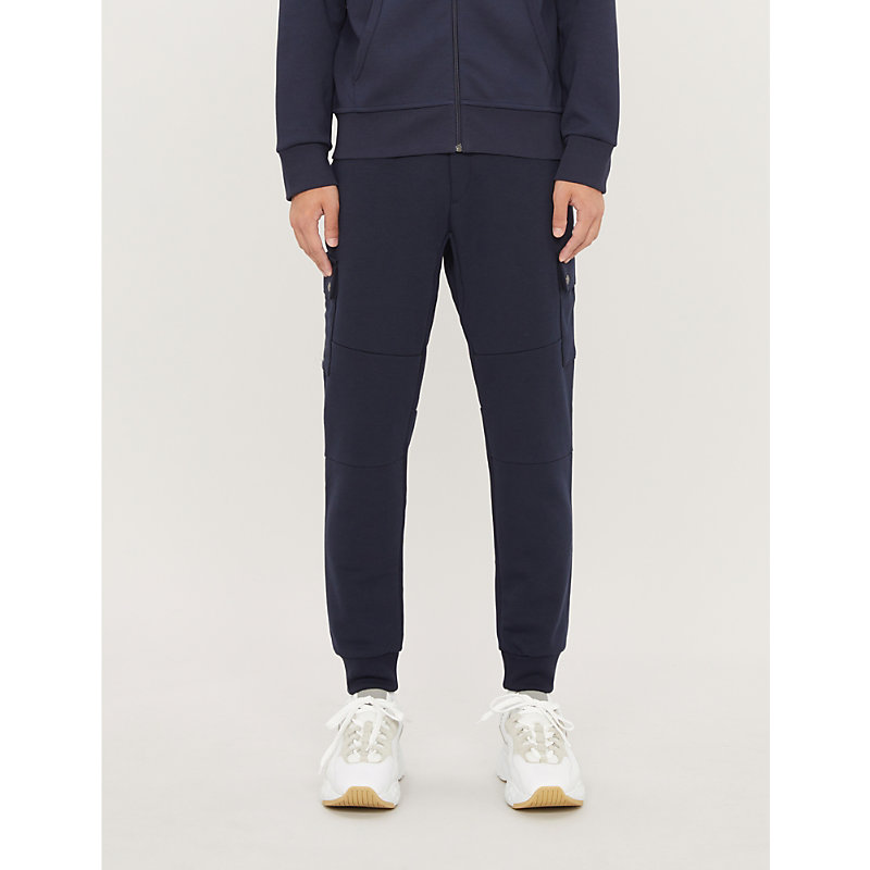 Polo Ralph Lauren 0 CARGO-POCKET JERSEY JOGGING BOTTOMS
