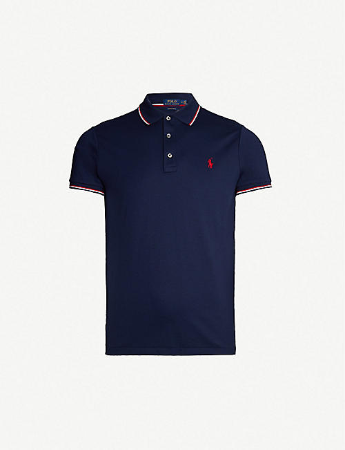 e7fed31dd96c6 POLO RALPH LAUREN - Polo shirts - Tops   t-shirts - Clothing - Mens ...