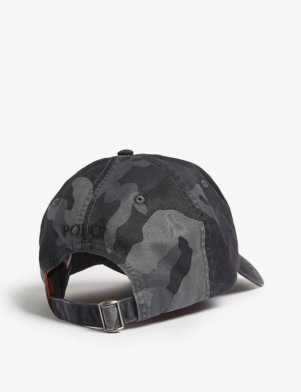 10560157a0bda POLO RALPH LAUREN - Camouflage baseball cap