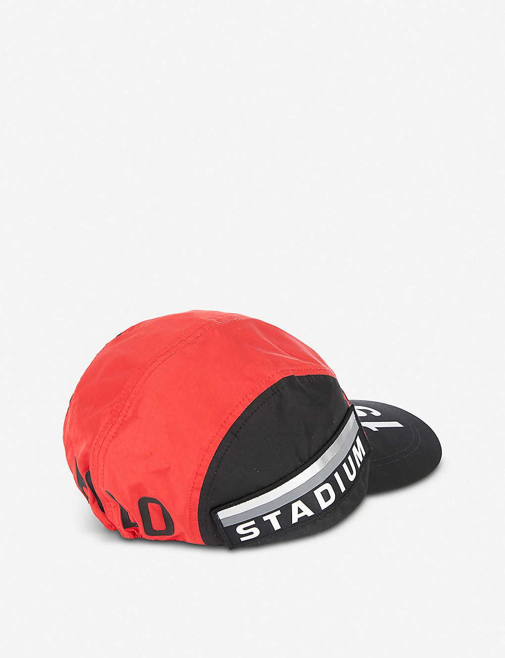 5aa23174f6a87 POLO RALPH LAUREN - Winter Stadium 1992 Booney shell cap ...