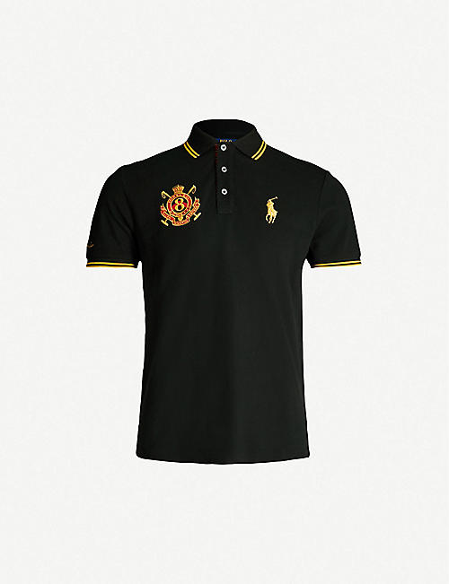 I Polo In Patch Buy Shirt Ralph Can Detailed Where Lyst Lauren v8wmNn0