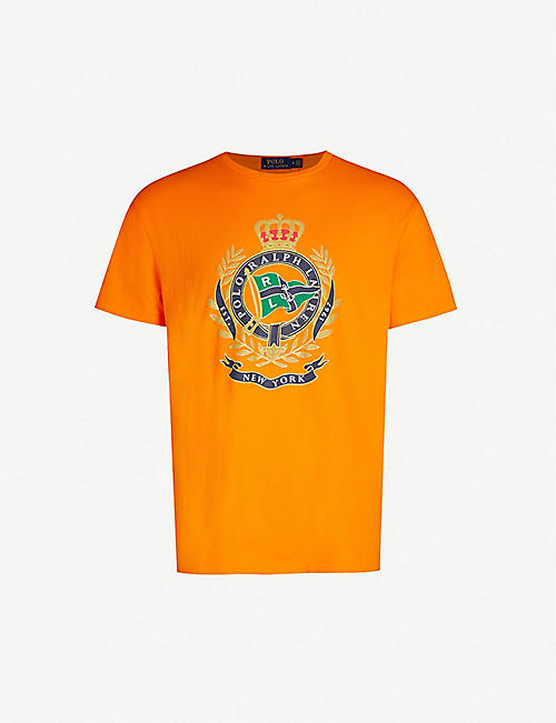 5390690c0 T-Shirts - Tops & t-shirts - Clothing - Mens - Selfridges   Shop Online