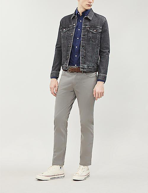 5f95be99bd08b POLO RALPH LAUREN Slim-fit cotton shirt