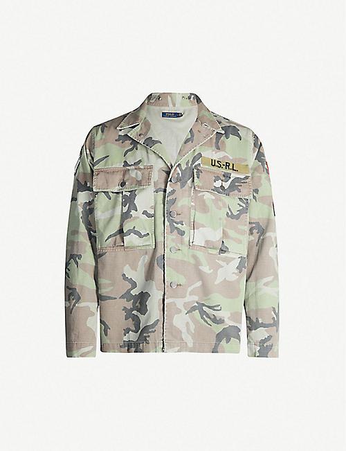 c8131e39e7 POLO RALPH LAUREN - Coats   jackets - Clothing - Mens - Selfridges ...