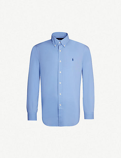 1398c404 POLO RALPH LAUREN - Dress Shirts - Formal Shirts - Shirts - Clothing ...