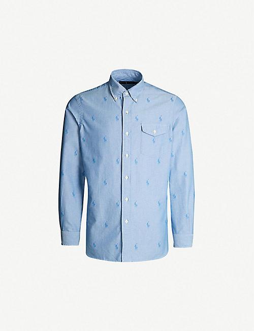 eae5f58eb73dc Polo Ralph Lauren Shirts - Long   short sleeved