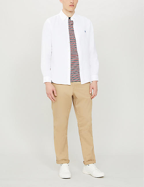 bcce9c5f3de9 Polo Ralph Lauren Shirts - Long & short sleeved | Selfridges