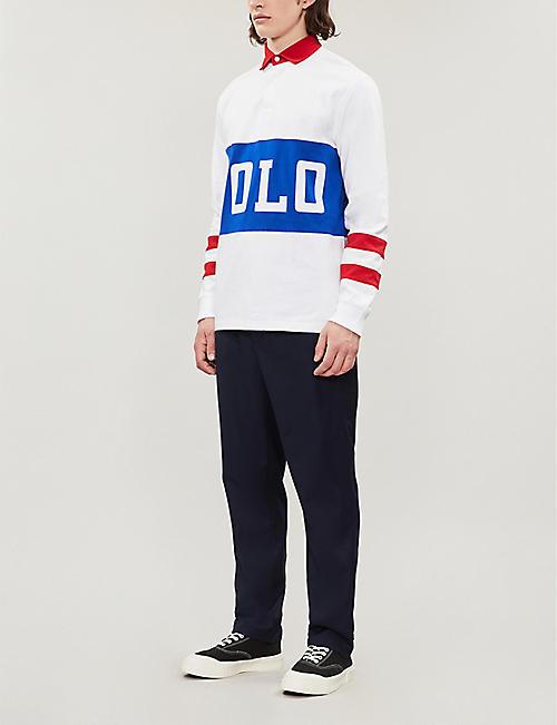 b28cbf47b70 Long sleeve - Polo shirts - Tops & t-shirts - Clothing - Mens ...