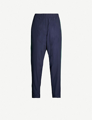 POLO RALPH LAUREN Polo Sport logo-print shell jogging bottoms
