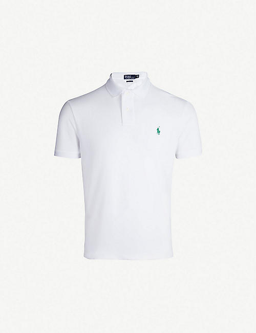 ba33cd67aa5 POLO RALPH LAUREN Earth Polo Sustainable piqué polo shirt