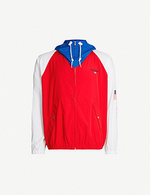 POLO RALPH LAUREN Polo Sport woven windbreaker