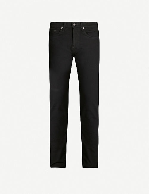 POLO RALPH LAUREN: Eldridge slim-fit jeans