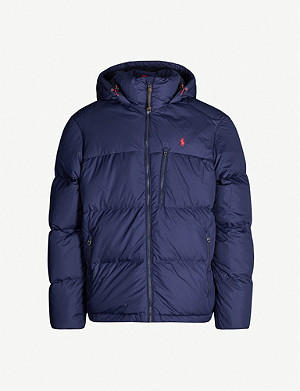 POLO RALPH LAUREN Jackson duck down-padded shell jacket