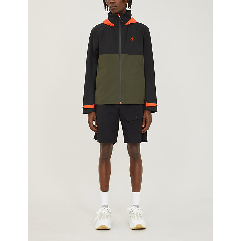 Polo Ralph Lauren Jackets CONTRAST-PANEL SHELL JACKET