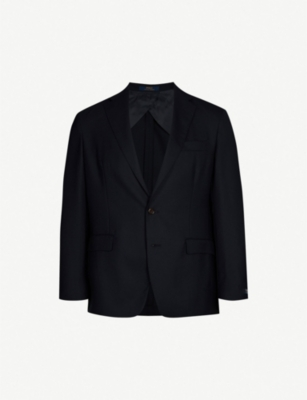 POLO RALPH LAUREN Morgan custom-fit wool blazer