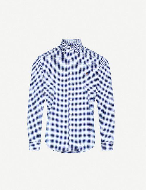 Polo Ralph Lauren Shirts Long Short Sleeved Selfridges