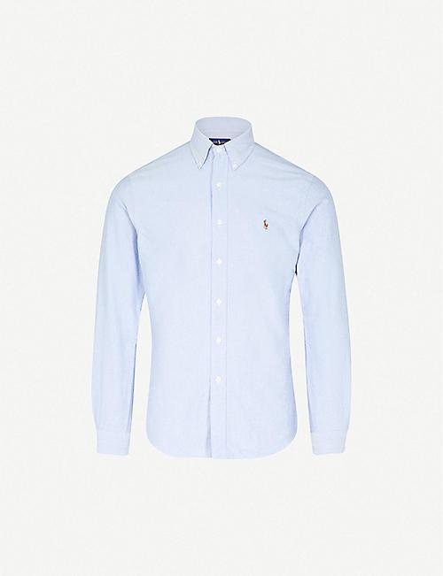 Shirts Clothing Mens Selfridges Shop Online