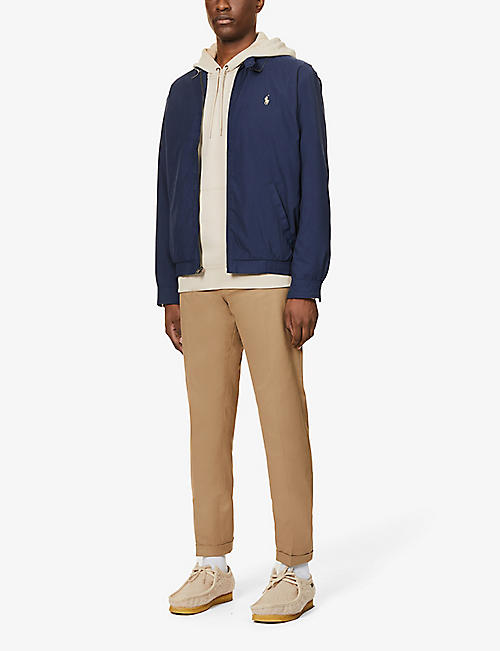 POLO RALPH LAUREN New fit bi-swing windbreaker jacket