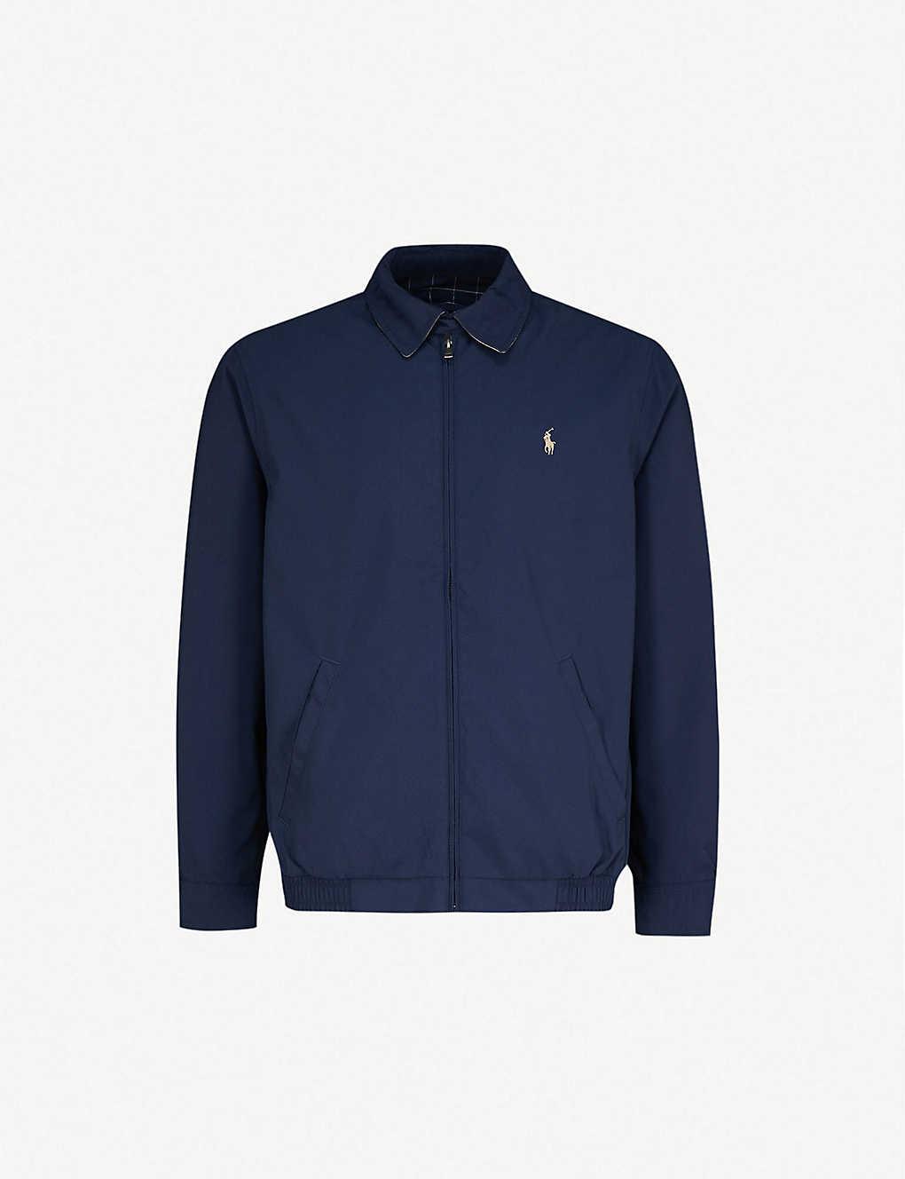 6da1b06d14a481 POLO RALPH LAUREN - New fit bi-swing windbreaker jacket | Selfridges.com