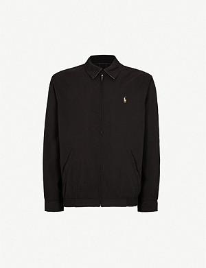 673ac0e77 New fit bi-swing windbreaker jacket