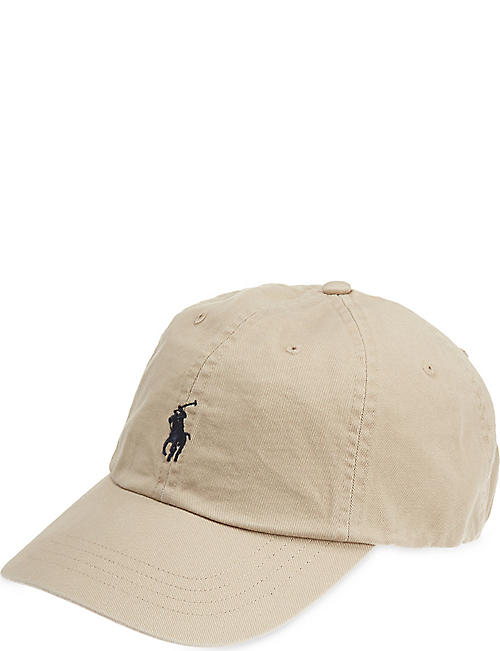 56fa7800ae7 POLO RALPH LAUREN Classic Pony baseball cap