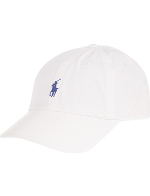 c7f76aa5a POLO RALPH LAUREN - Classic Pony baseball cap   Selfridges.com