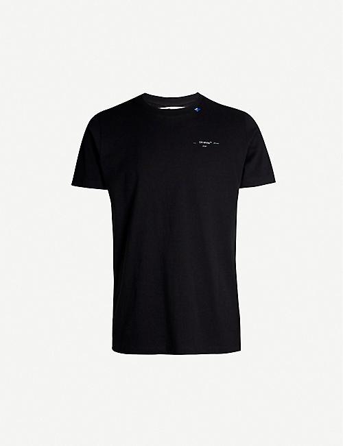 fc1847d7 Off White Men's - T-shirts, Belts, Shoes & more   Selfridges