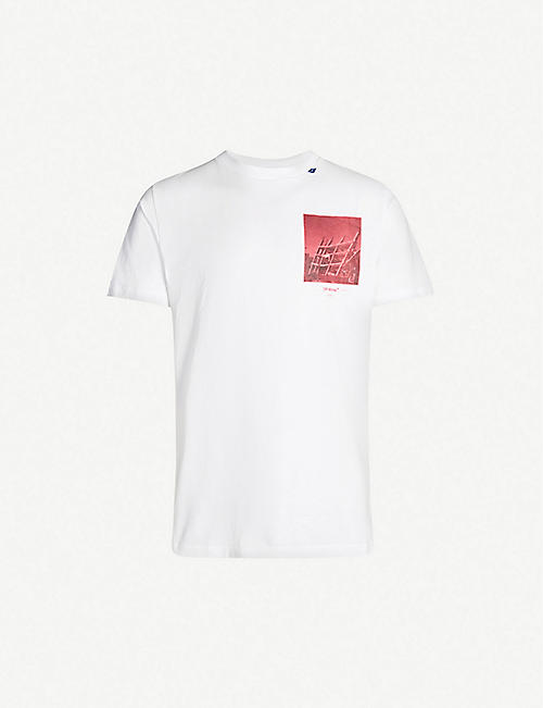 20365a2d Off White Men's - T-shirts, Belts, Shoes & more | Selfridges