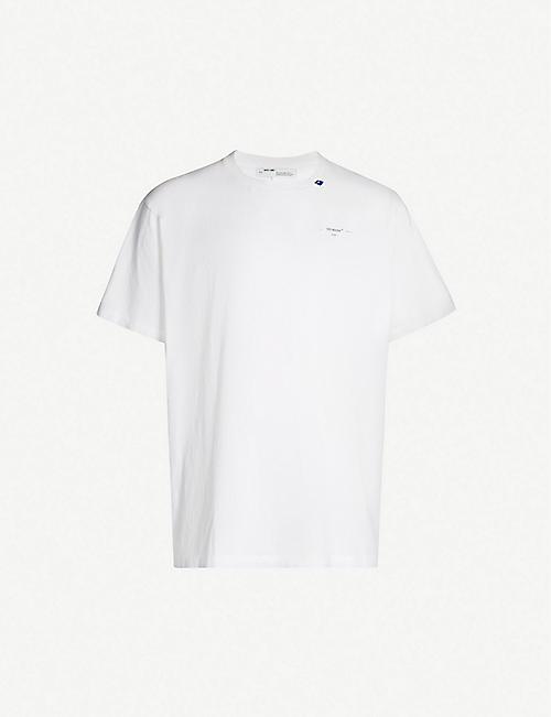 2ec80ab3 Off White Men's - T-shirts, Belts, Shoes & more | Selfridges