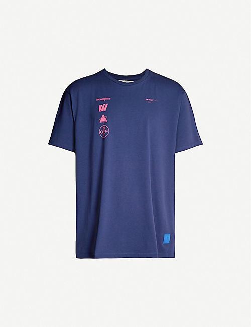 e54b2bceac2f Off White Men's - T-shirts, Belts, Shoes & more | Selfridges