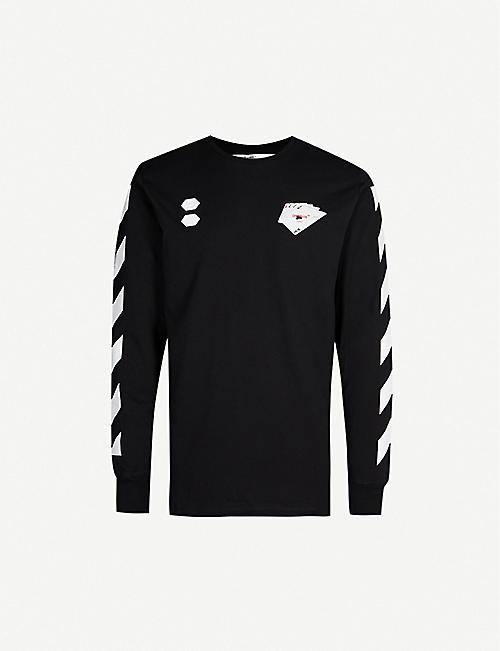 2e7b807d Long Sleeve T-Shirts - T-Shirts - Tops & t-shirts - Clothing - Mens ...