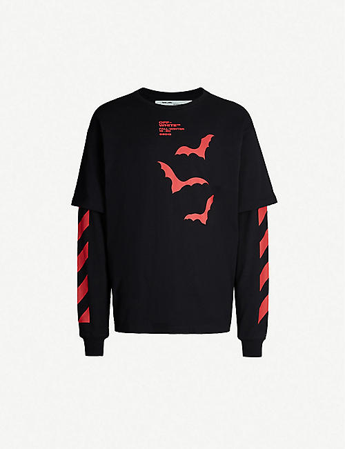 ea095744 Off White Men's - T-shirts, Belts, Shoes & more | Selfridges