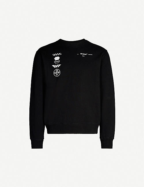 6db0ea5f Off White Men's - T-shirts, Belts, Shoes & more | Selfridges