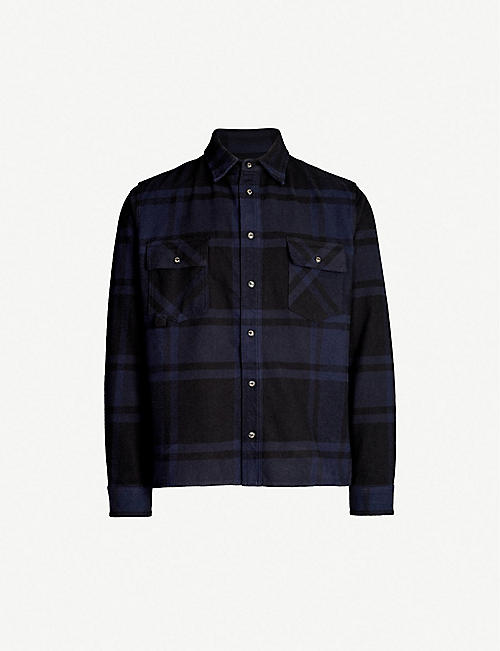 f733e2ae666d OFF-WHITE C O VIRGIL ABLOH - Coats   jackets - Clothing - Mens ...