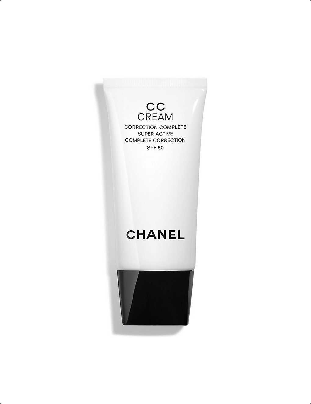 c5d79730e3f3 CHANEL - CC Cream Complete Correction SPF 50