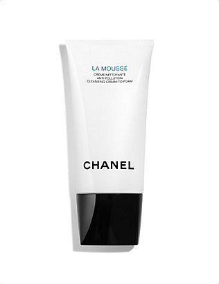 CHANEL: <STRONG>LA MOUSSE</STRONG> Anti-Pollution Cleansing Cream-To-Foam 150ml