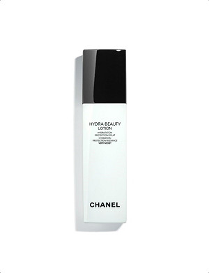 CHANEL HYDRA BEAUTY LOTION VERY MOIST Hydration Protection Radiance