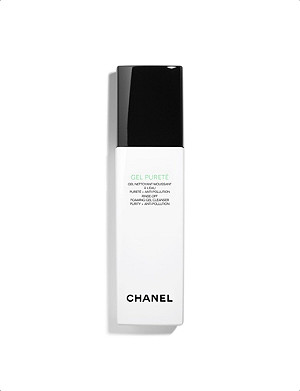 CHANEL GEL PURETÉ Rinse–Off Foaming Gel Cleanser Purity + Anti–Pollution