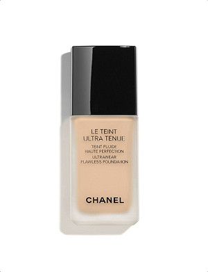 CHANEL LE TEINT ULTRA TENUE Ultrawear Flawless Foundation Beige 10