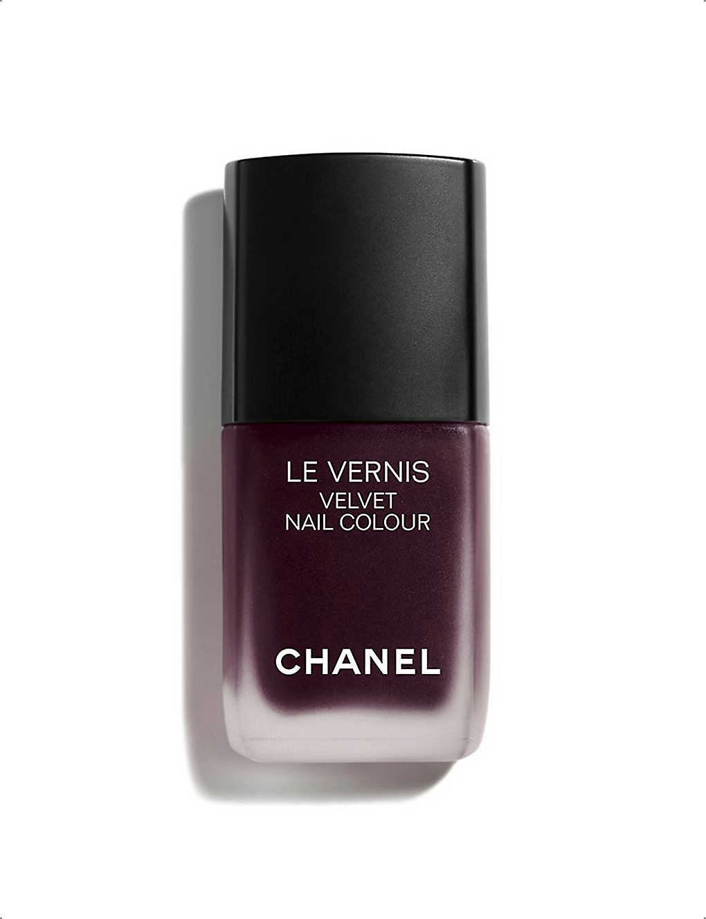 CHANEL - LE VERNIS Velvet Nail Colour 13ml | Selfridges.com