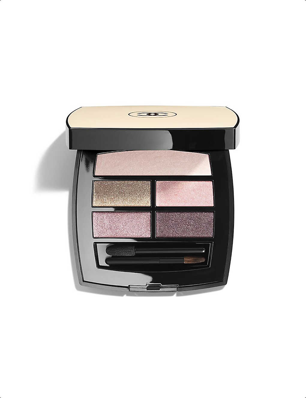 <strong>LES BEIGES HEALTHY GLOW</strong> Natural Eyeshadow Palette light 4.5g - LIGHT