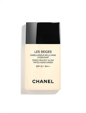 CHANEL LES BEIGES Sheer Healthy Glow Tinted Moisturizer SPF 30 / PA++ 30ml