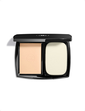 CHANEL LE TEINT ULTRA TENUE Ultrawear Flawless Compact Foundation Refill SPF 15 13g
