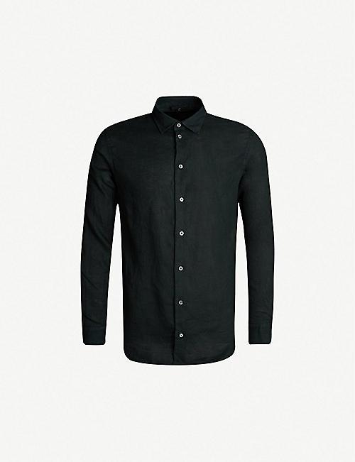bf30b3ff0 Casual Shirts - Shirts - Clothing - Mens - Selfridges | Shop Online