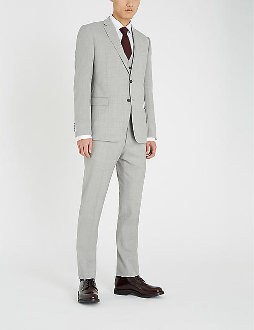 EMPORIO ARMANI G-fit wool suit
