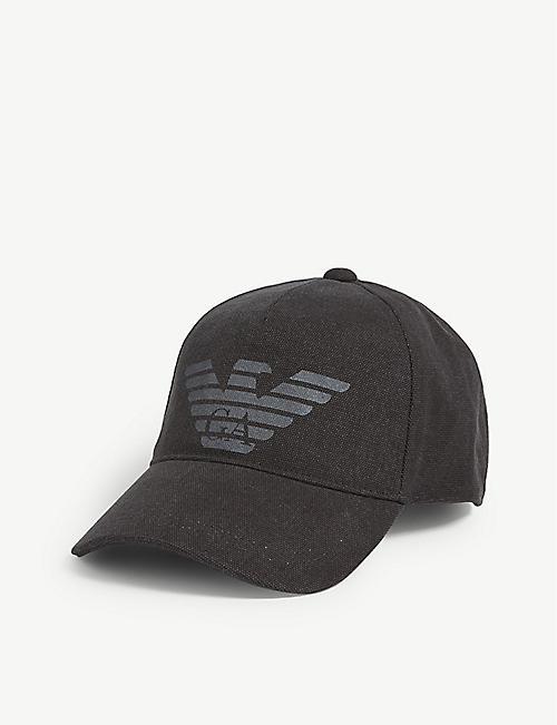 EMPORIO ARMANI - Caps - Hats - Accessories - Mens - Selfridges ... a30d666eec9