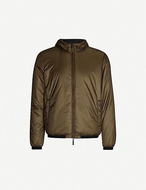 f1fd792d EMPORIO ARMANI - Coats & jackets - Clothing - Mens - Selfridges ...