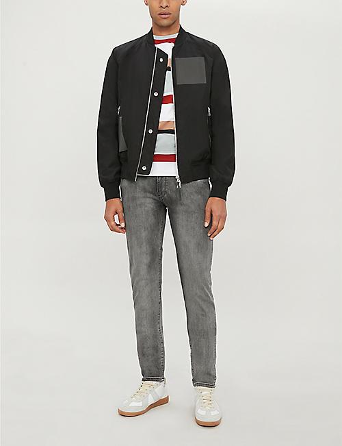 0890b6e8e81 EMPORIO ARMANI Slim-fit straight jeans