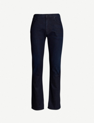 EMPORIO ARMANI Regular-fit tapered jeans